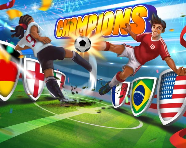 Champions game cover image