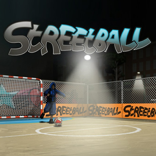 Street Ball game cover image
