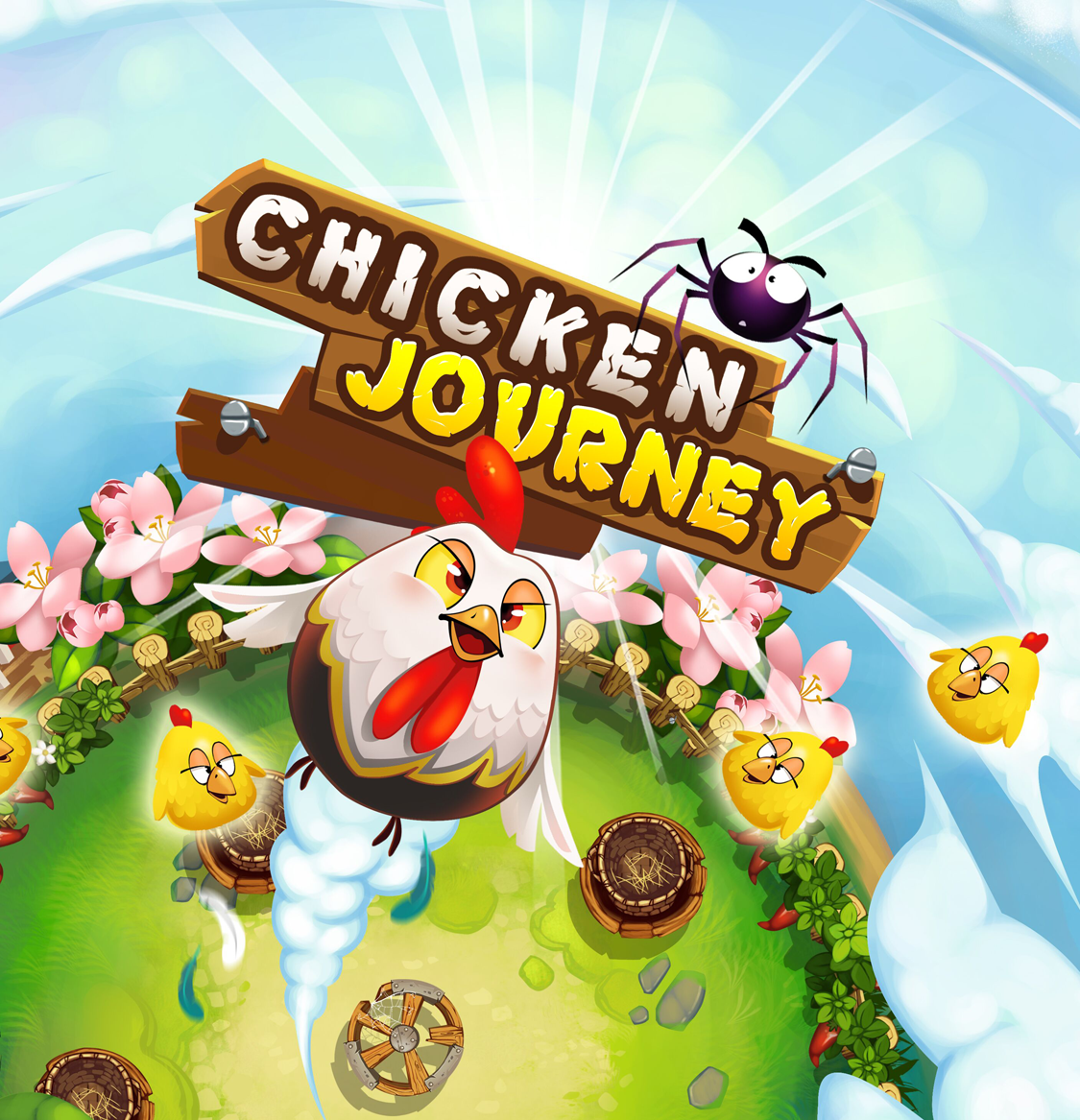 Chicken Journey