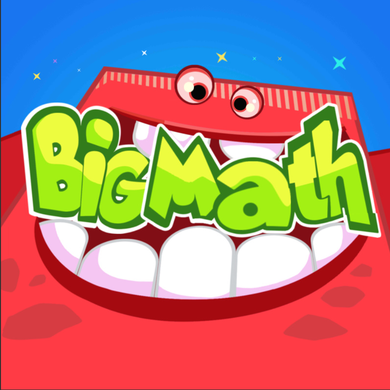 Big Math game cover image