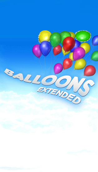 Balloons Extended game cover image
