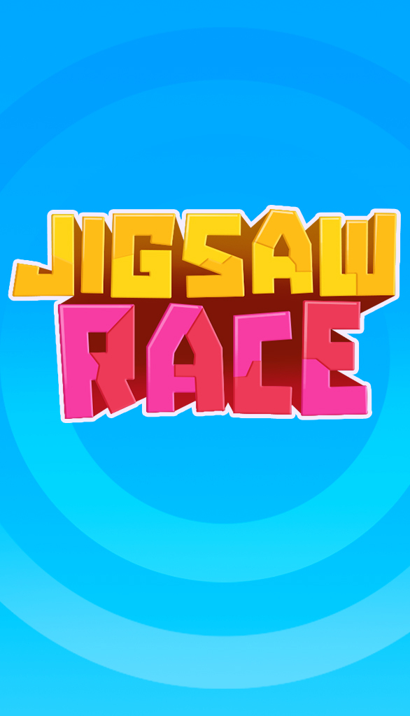 Jigsaw Race game cover image